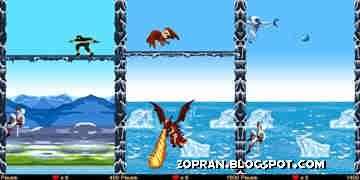 Download Games Java Ninja Strike 2 Dragon Warrior Resolusi 128x160 ...
