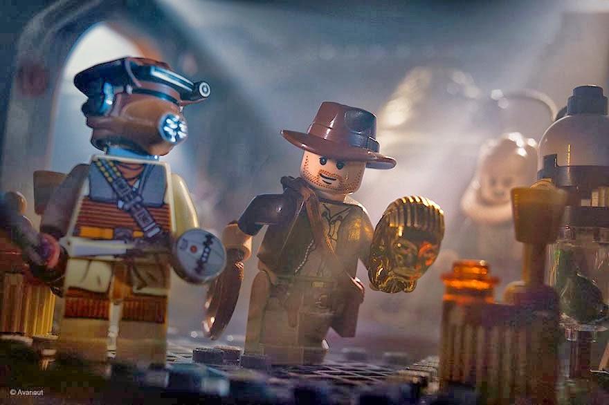 Gallery Foto Star Wars dari LEGO