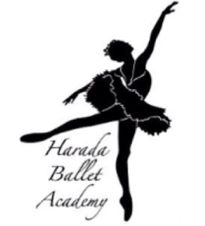Harada Ballet Academy Logo