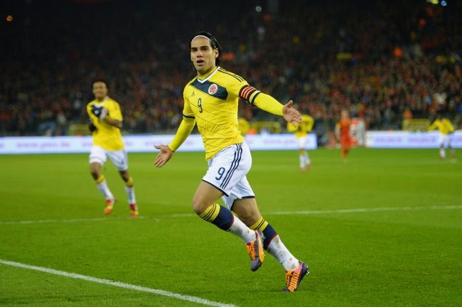 Colombia vs Greece World Cup 2014 HD Wallpapers