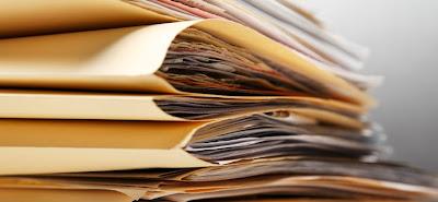 Proses Penyimpanan Surat / Dokumen