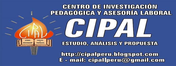 CENTRO DE INVESTIGACIÓN PEDAGÓGICA Y ASESORÍA LABORAL
