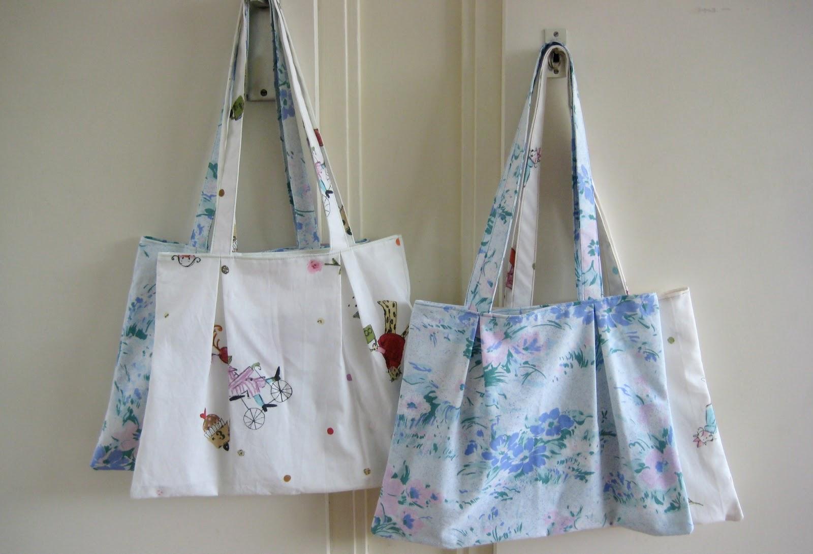 Tassen Patroon : By miekk een tas per week