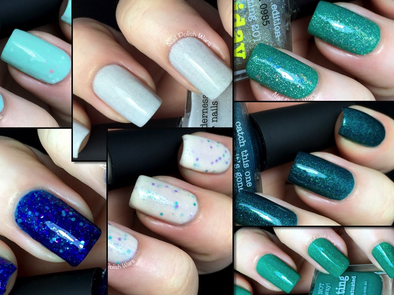 Nail Polish Wars: Picture Polish Swatch & Review