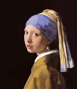 Perhaps the most famous Dutch painting of all is Johannes Vermeer's The Girl . (vermeer girl with pearl earring )