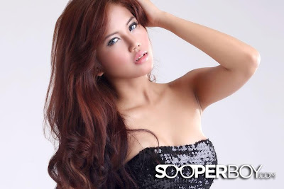 hot Drucella Benala for Sooperboy, February 2013