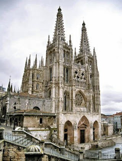 La Catedral de Burgos. Iglesias por el Mundo. Religión. Iglesia de Burgos