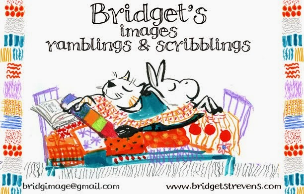 Bridging images by Bridget Strevens-Marzo