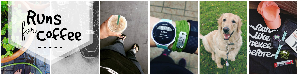 Runs for Coffee!