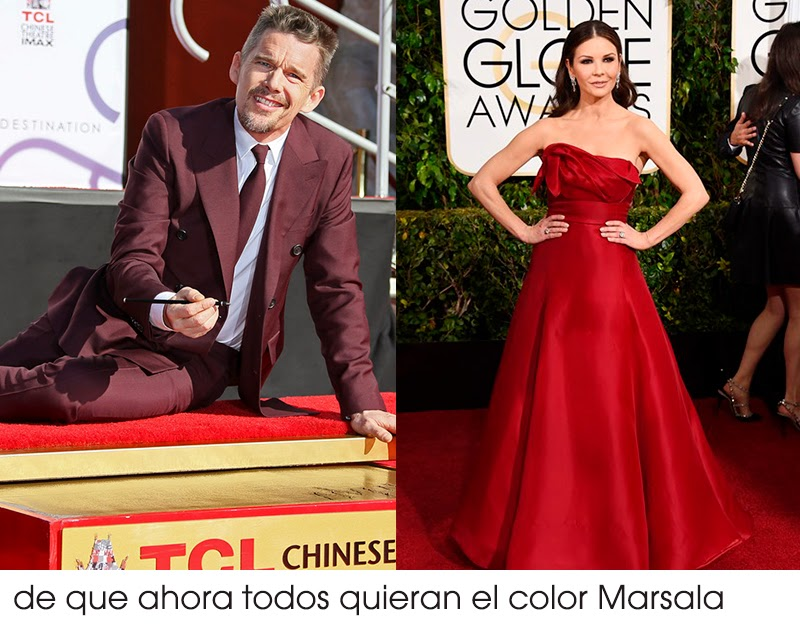 ethan hawk y catherine zeta jones marsala