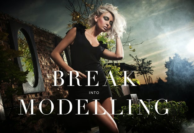 Luxe Models: Break Into Modelling