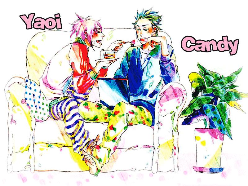 Yaoi Candy