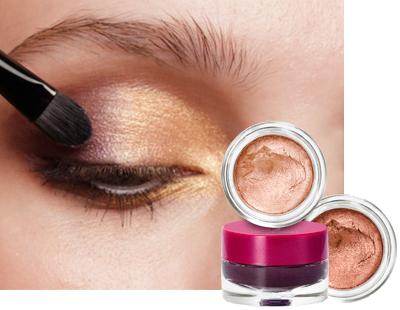 O Look Luminoso: Sombra de Olhos