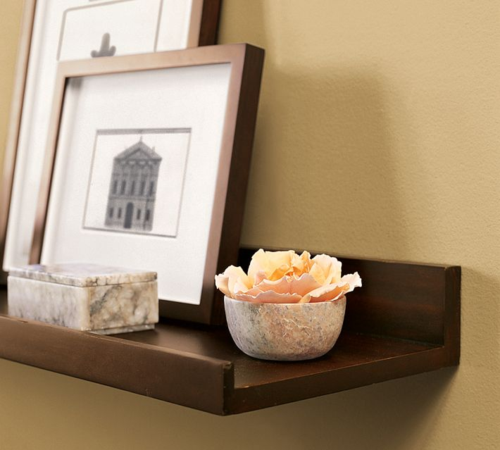 Pottery Barn Floating Shelf