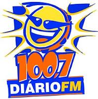 ouvir a radio Diário FM 100,7 Campos dos Goytacazes RJ