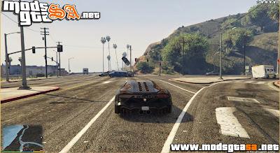 V - Super Velocidade em Veículos para GTA V PC