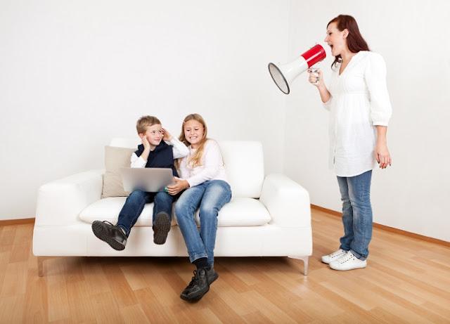 Tips Agar Anak Mendengar Kata
