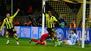 For Borussia DortmundLewandowski(40)Marco Reus(90+1)and Felipe . (felipe)