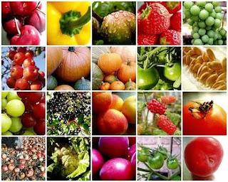 Manfaat Tersembunyi Buah dan Sayuran