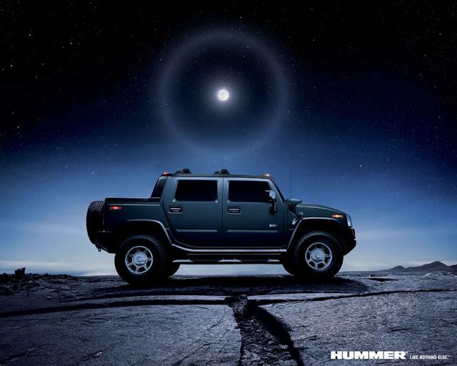 ハマーH2 (ピックアップトラック) | HUMMER H2 SUT (2005-2009)