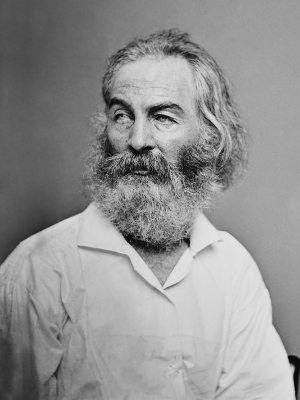 Walt Whitman, photo