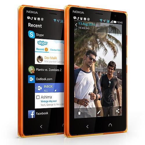 Gambar Nokia X2 Dual SIM