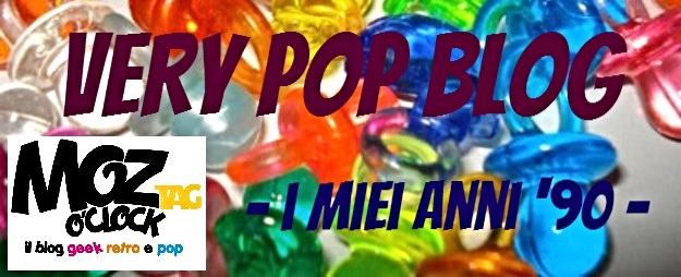 Very Pop Blog - I miei anni '90