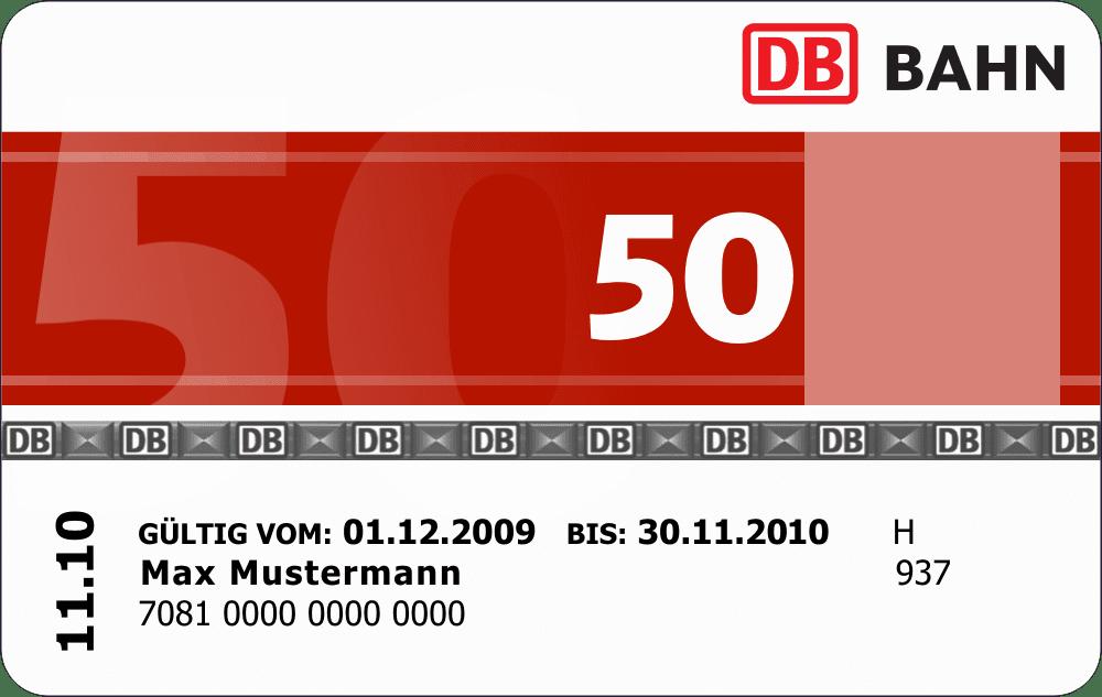 deutsche bahn bahncard service