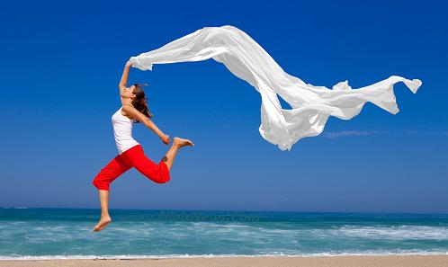 Sehat Dan Langsing Dengan Latihan Yoga