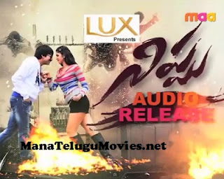 Raviteja's Nippu Audio Release – Full Videos