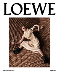 LOEWE SS2017 Ad Campaign