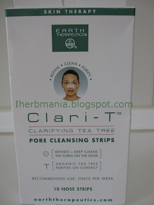 Tiras limpiaporos Iherb Pore Cleansing Strips
