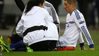 Fernando Torres Could Be Out For Just Two Weeks ~ Mourinho