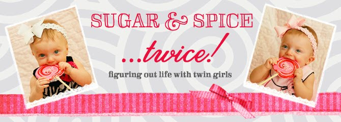 Sugar 'n' Spice . . . Twice!