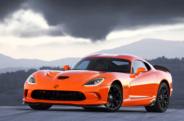 "2014 SRT Viper TA: TA Stands for ""Time Attack"" not ""Total Acceleration"""