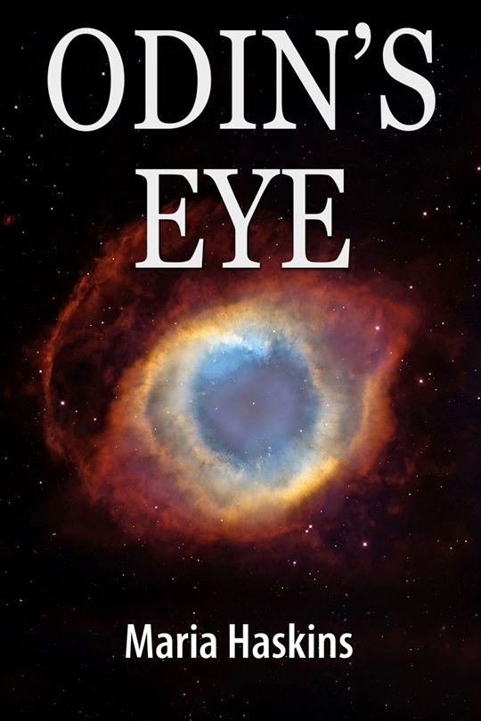 "Read my book ""Odin's Eye"""