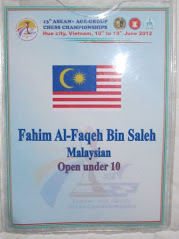 13th Asean+ Age Group Chess Championship