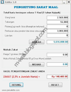 zakka+copy >Download Software Penghitung Zakat