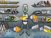 chơi game chế tạo Robot
