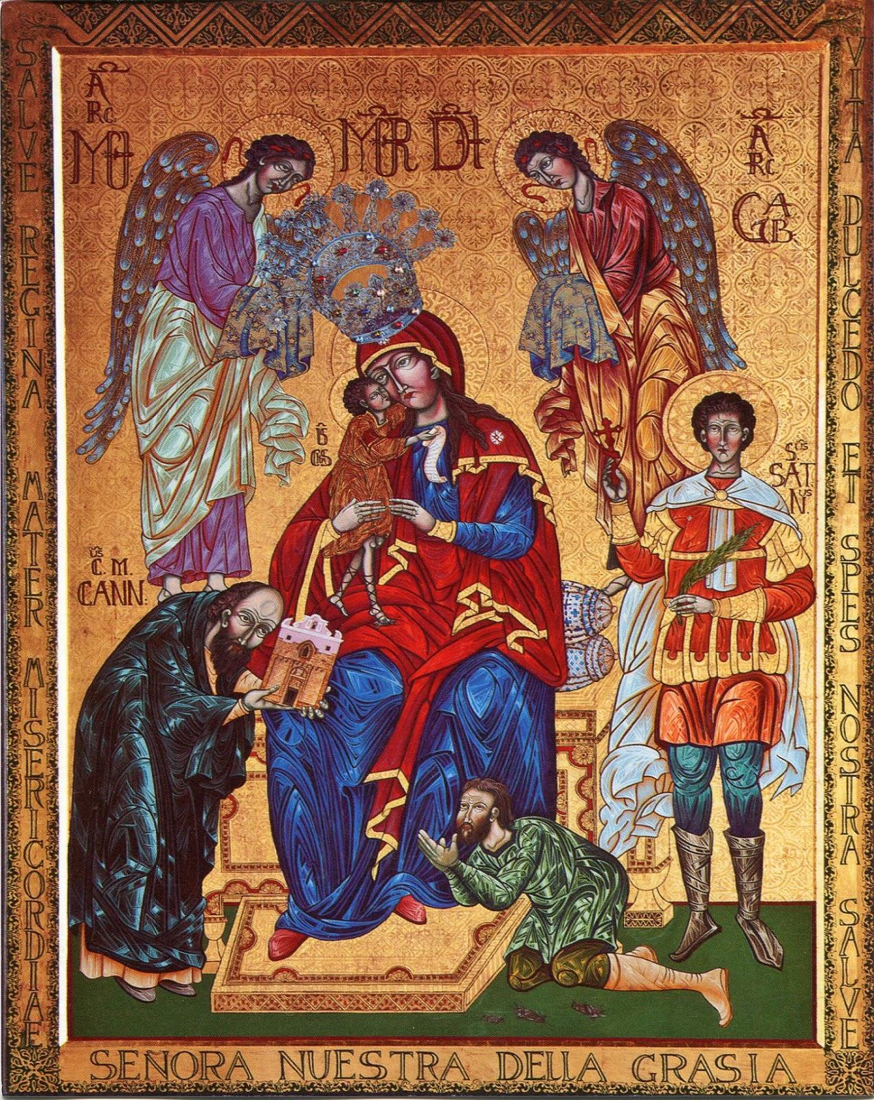 Santuario Madonna delle Grazie in Iglesias