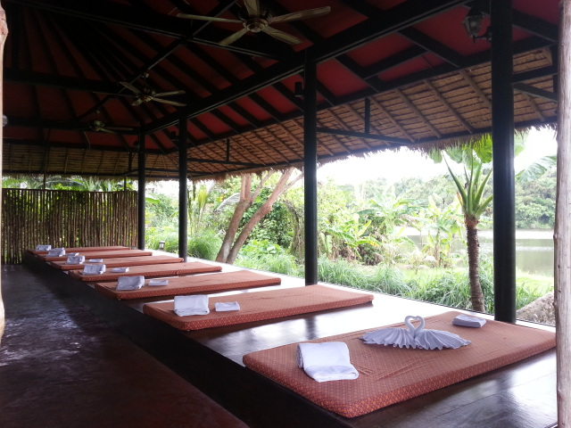 Thai traditional massage in Phuket - Mookda spa