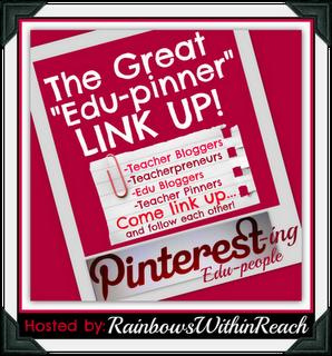 rainbows within reach, pinterest for teachers, using pinterest in the classroom, pinterest