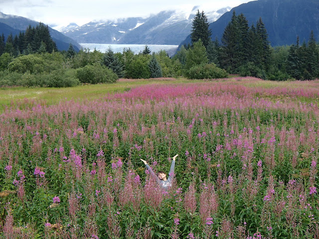 Isa in the Fireweed