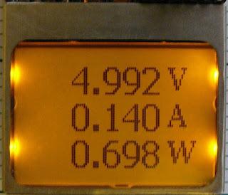 wattímetro msp430