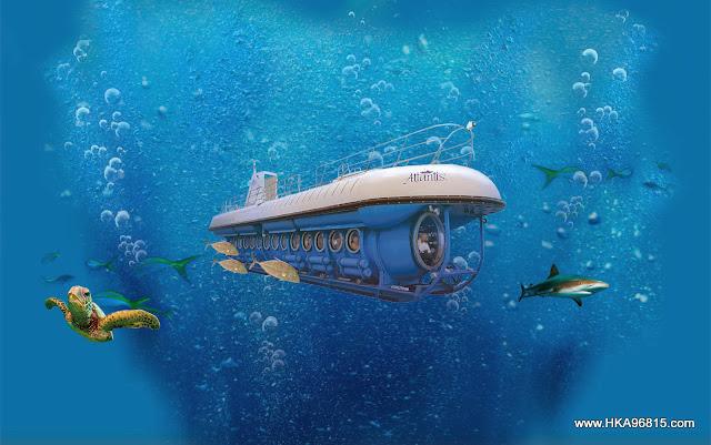 как плавают подводные лодки под водой