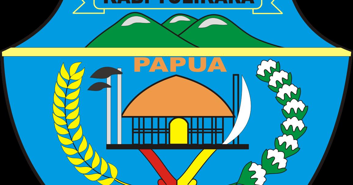 Logo Kabupaten Kota Logo Kabupaten Tolikara Papua