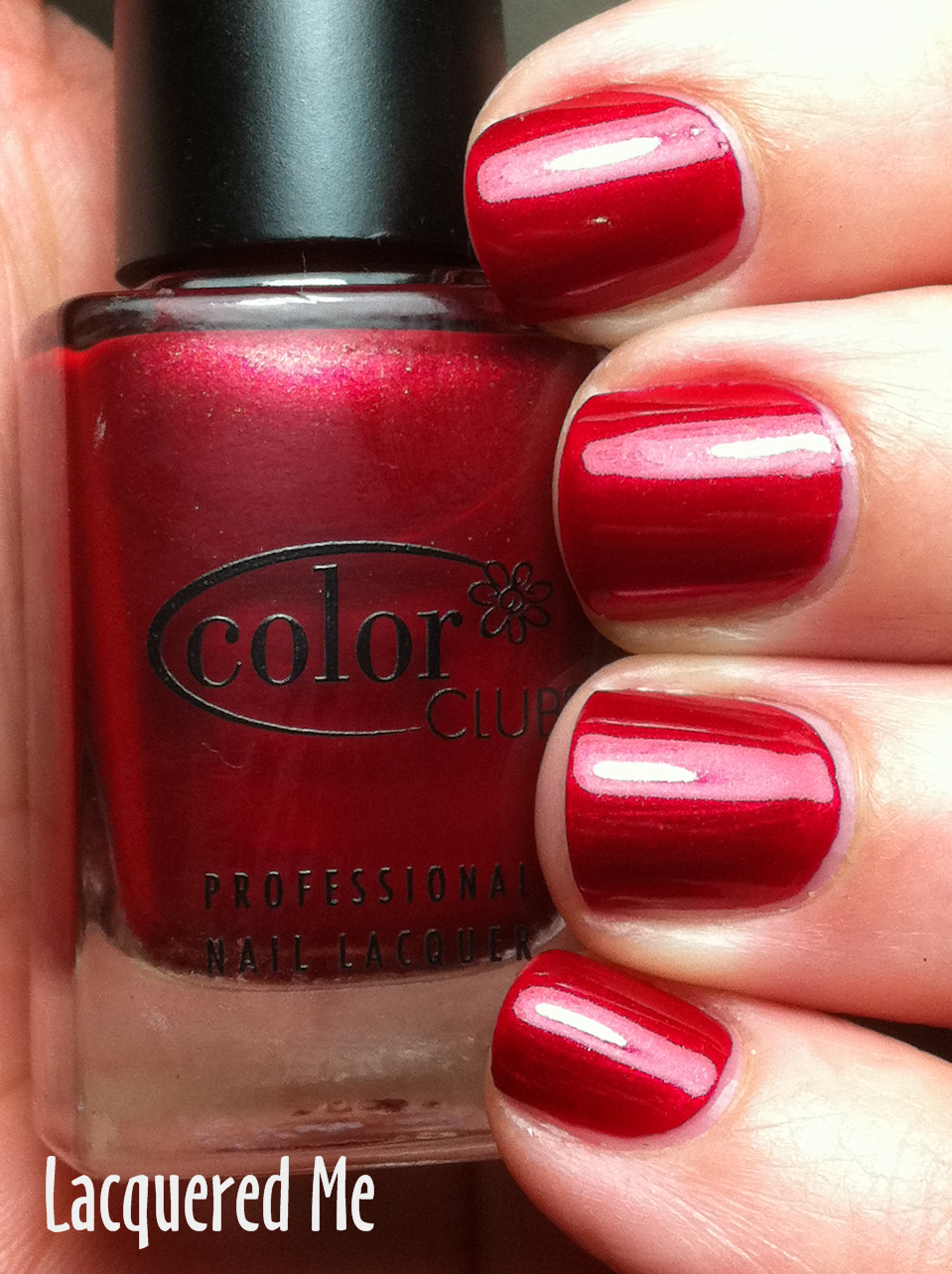 Lacquered Me: December 2011