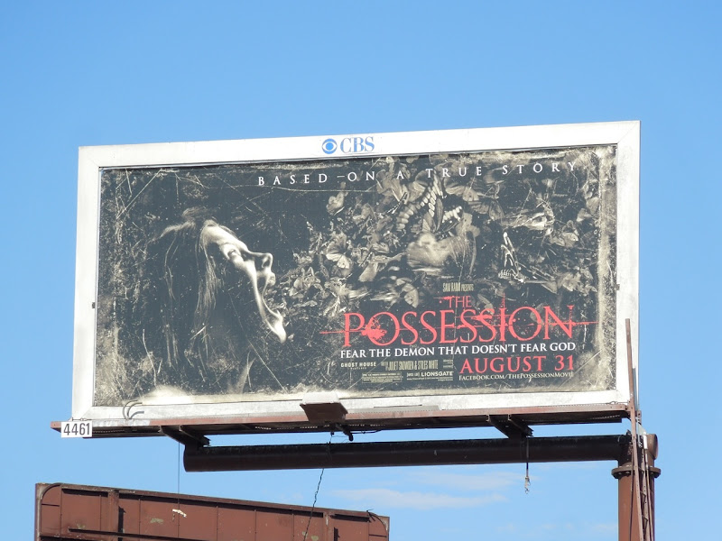 Possession movie billboard