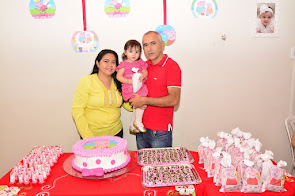 2 anos de minha filha Maria Radija