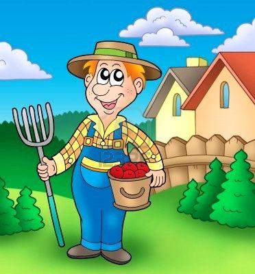 Documentales de Rock - Página 5 6839658-granjero-de-dibujos-animados-en-el-jard-n--ilustraci-n-de-color